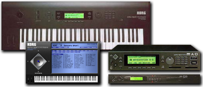 Korg WaveStation Series
