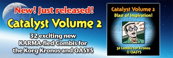 Catalyst Volume 2